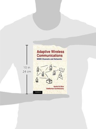 Adaptive Wireless Communications Hardback