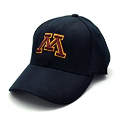 Buy Minnesota Golden Gophers Official NCAA L XL One-Fit Wool Hat Cap by Top of the World