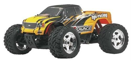 Hpi E-Savage 4 X 4 Rtr Monster Truck