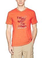 C.P.M. Camiseta Manga Corta 3S75357 (Naranja)