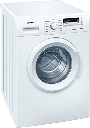 Siemens-WM14B211FF-Autonome-Charge-avant-6kg-1400trmin-A-Blanc-machine--laver-machines--laver-Autonome-Charge-avant-A-B-Blanc-Gauche