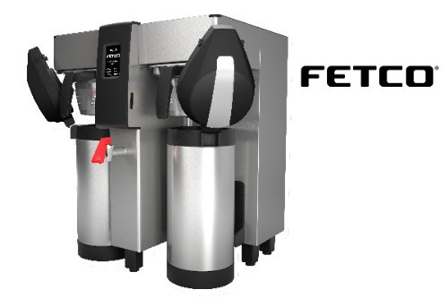Fetco Coffee Double Extractor Brewing System With Bypass Feature Cbs-2132-1G-E213213 Best ...