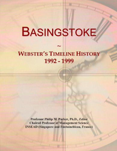 Basingstoke: Webster's Timeline History, 1992 - 1999