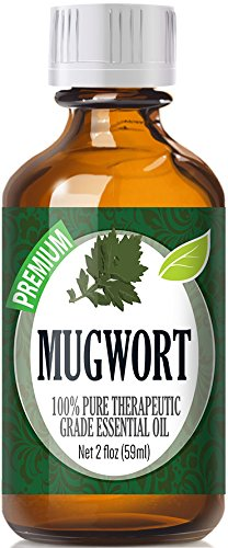Mugwort Essential Oil (60ml) 100% Pure, Best Therapeutic Grade Essential Oil - 60ml / 2 (oz) Ounces