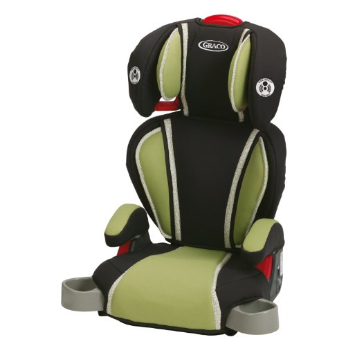 Check Out This Graco Highback Turbobooster Car Seat, Go Green
