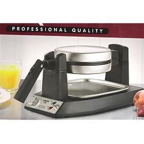 -  Waring Pro Professional Quality Belgian Waffle Maker (Wwm400pc)