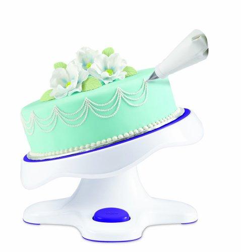 Wilton Tilt N Turn Ultra Non Slip Cake Turntable 307 121