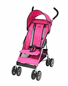 Evenflo XSport Folding Umbrella Stroller- Pink
