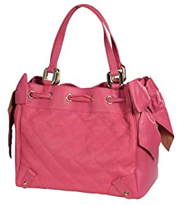 0e9b75ee84c4 Juicy Couture Frankie Daydreamer YHRU3512 Shoulder BagPassion PinkOne Size  Clothing