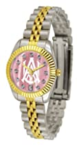 Alabama A & M Bulldogs Executive Ladies Watch with Mother of Pearl Dial
