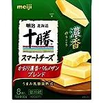 明治北海道十勝スマートチーズかおり濃香パルメザンブレンド(90g/8コ)18箱クール便