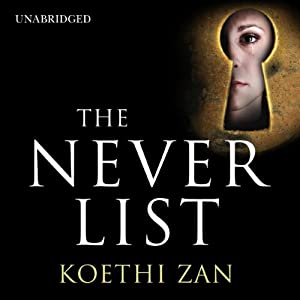 The Never List Audiobook
