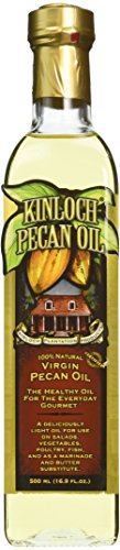 Kinloch Plantation Products Pecan Oil, Two (2) 500 ML Bottles