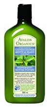 Avalon Organics Strengthening Peppermint Conditioner 11-Ounce