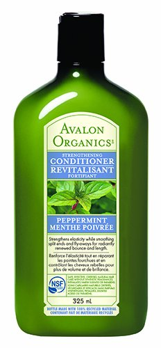 Avalon Organics Strengthening Peppermint Conditioner 11-Ounce BottleB00028OS0I