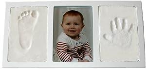 Clay Keepsakes & Photo Wall Frame Kit - White