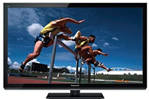 Panasonic VIERA TC-P55UT50 55-Inch 1080p 600 Hz Full HD 3D Plasma TV $898