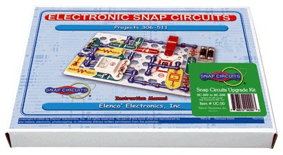 Elenco Snap Circuits Uc-50 Upgrade Kit