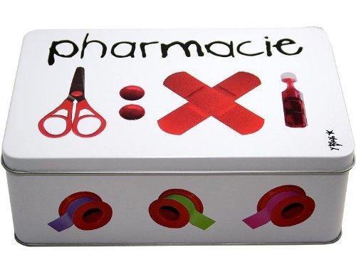 Boite Pharmacie Metal Boîte Métal Pharmacie