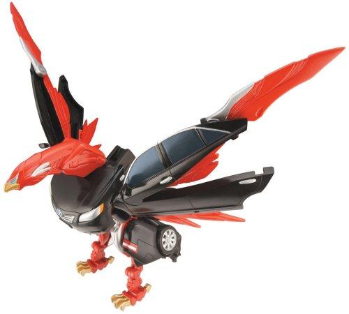 Power Ranger RPM Transforming Beast Zords Engine King Eagle Zord (Camry-Black Thunder Eagle)
