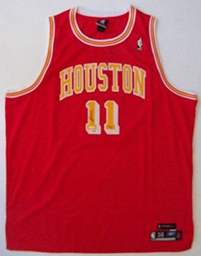 Yao Ming Signed Limited Edition Houston Rockets Jersey 30/111 UDA BAJ-40742