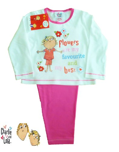 Adorable Charlie and Lola Pyjamas 18-24 Months