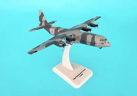 C-130-30 maquette avion échelle 1:200 ROYAL NETHERLANDS AIR FORCE