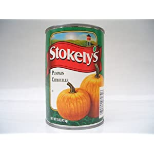 Stokely's★☆ストークリー♪◎パンプキン ペースト缶 Pumpkin paste