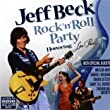 cover of JEFF BECK - Rock'n'Roll Party Honoring Les Paul