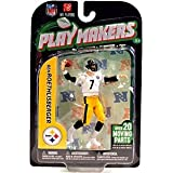 NFL Pittsburgh Steelers McFarlane 2012 Playmakers Series 3 Ben Roethlisberger Action Figure ~ McFarlane Toys