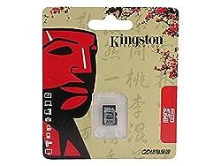 KINGSTON 64GB MICRO SDHC CLASS-10