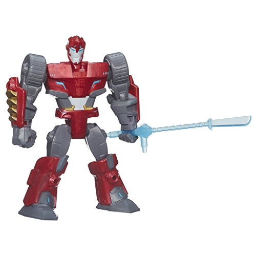 Transformers-Robots-in-Disguise-hroe-mashers-Sideswipe-15-cm-de-figurillas-personalizable