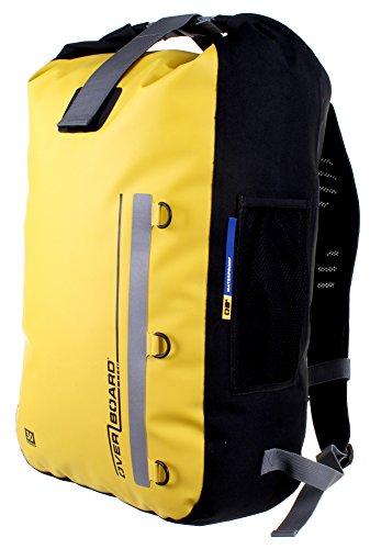 Overboard Classic - Borsone impermeabile, 30 L, colore: giallo