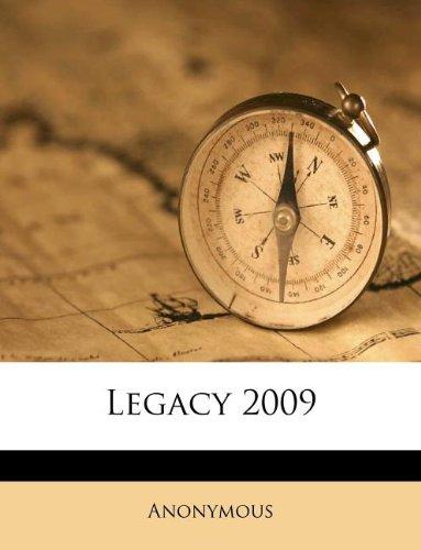 Legacy 2009
