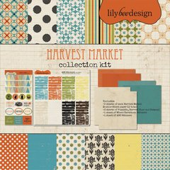 Harvest Market Collection Kit (Lillybee Design)