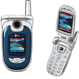 Lg Vx8100 Verizon Cell Phone