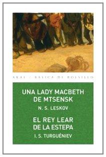 El una Lady Macbeth de Mtsensk/Rey Lear/ A Lady Macbeth Of Mtsensk/The King Lear (Spanish Edition)