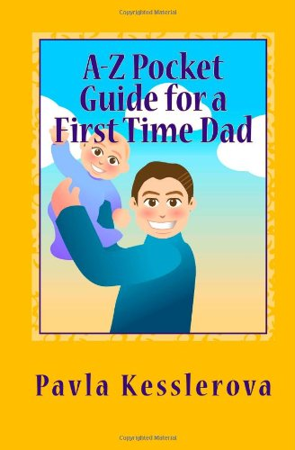 A-Z Pocket Guide For A First Time Dad front-170244
