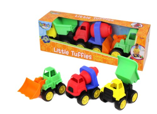 Kidoozie Little Tuffies Trucks