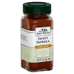 Spice Hunter Paprika, Sweet Hungarian, 1.9-Ounce