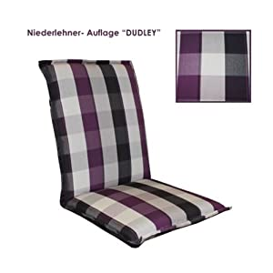 hochwertige niedriglehner auflage cannes kissen. Black Bedroom Furniture Sets. Home Design Ideas