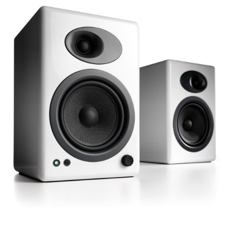 Audioengine N22 Black Premium Desktop Audio Amplifier