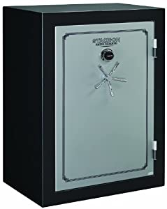 Stack-On TD-54-SB-C-S Total Defense 54-Gun Security Safe with Combination Lock by STACK-ON