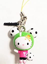 Tokidoki x Hello Kitty Frenzies Phone Charm Phonezie - Soccer