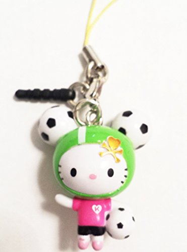 Tokidoki x Hello Kitty Frenzies Phone Charm Phonezie - Soccer - 1