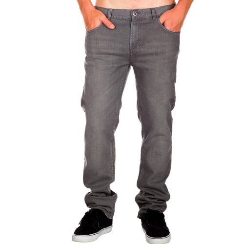 DC Shoes DC Slim Straight Slim Men's Jeans Graphite W30INxL32IN