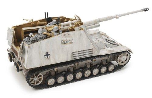 1 / 35 Tamiya No.335 Deutschland Panzerabwehr Schwerfahrzeuge self-propelled gun Nashorn 35335