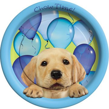 Party Pups Plates