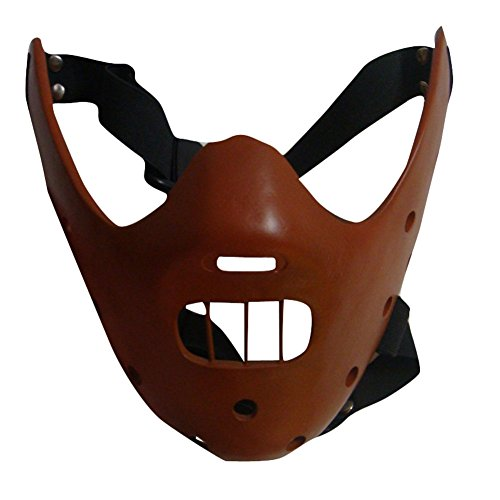 Ace Halloween Adult Men Scary the Silence of the Lambs Mask