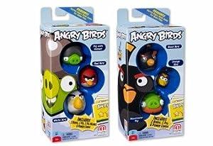 Mattel Y8579 Angry Birds - Juego de figuras